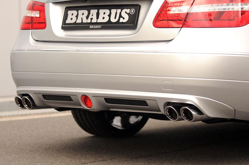 Mercedes-Benz E Coupe od Brabusu: hlavně nenápadně: - fotka 20