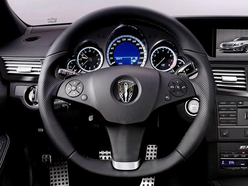 Mercedes-Benz třídy E: nová generace s bodykitem Kicherer: - fotka 1