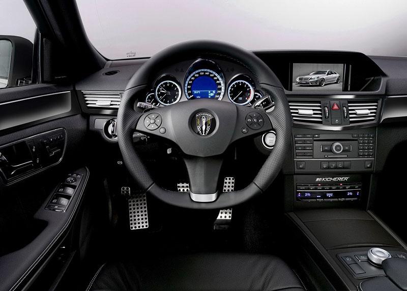 Mercedes-Benz třídy E: nová generace s bodykitem Kicherer: - fotka 2