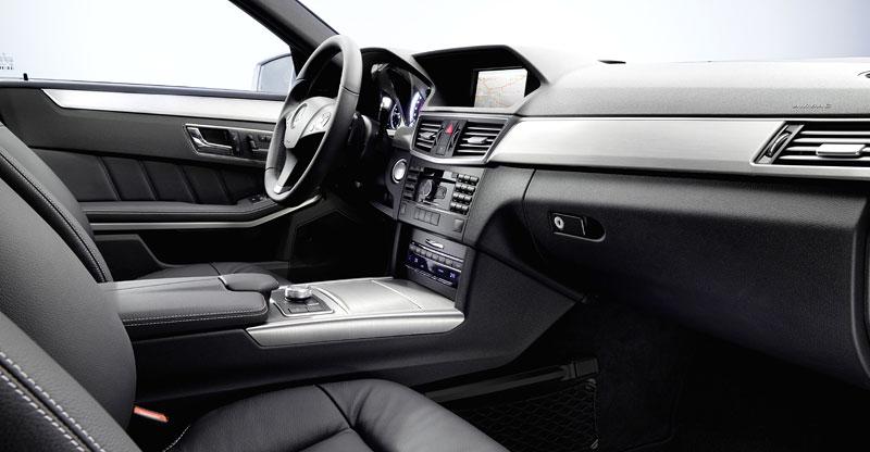 Mercedes-Benz třídy E: nový AMG paket pro novou generaci: - fotka 2