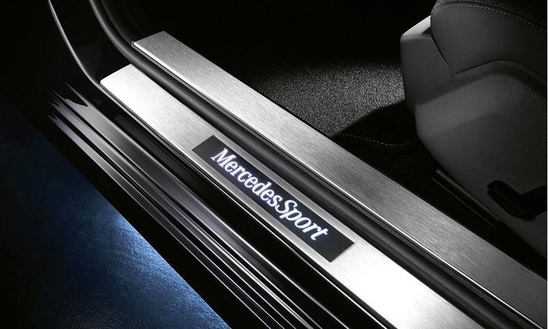 MercedesSport nová značka doplňků přímo z automobilky: - fotka 5