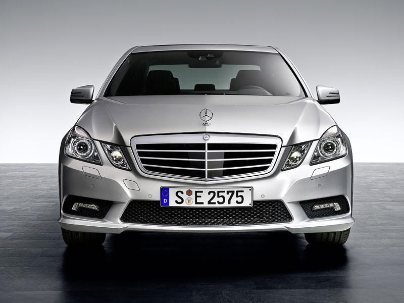 Mercedes-Benz třídy E: nový AMG paket pro novou generaci: - fotka 3