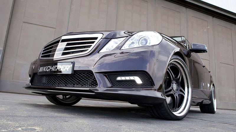 Mercedes-Benz třídy E: elegance a sport by Kicherer: - fotka 3
