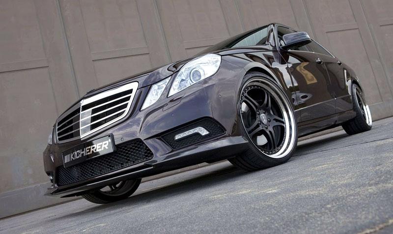 Mercedes-Benz třídy E: elegance a sport by Kicherer: - fotka 4