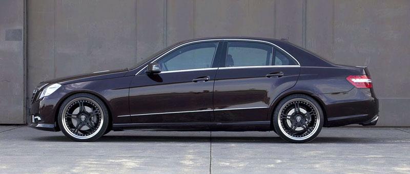 Mercedes-Benz třídy E: elegance a sport by Kicherer: - fotka 7