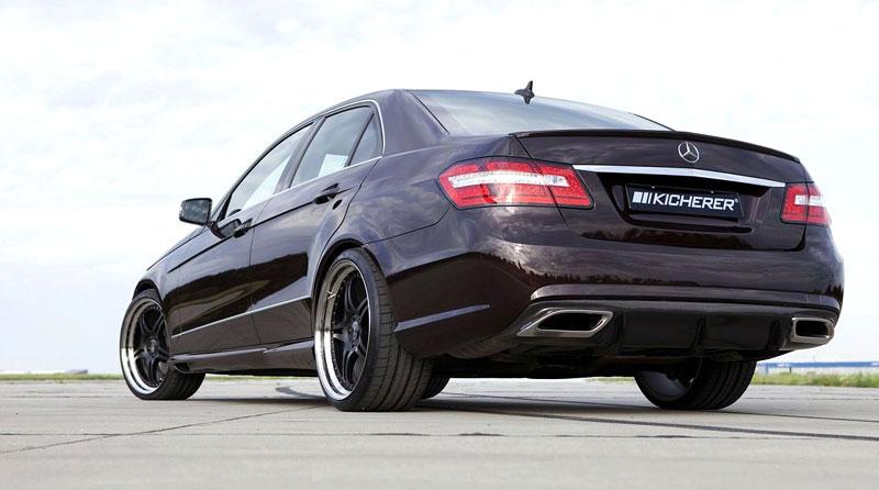 Mercedes-Benz třídy E: elegance a sport by Kicherer: - fotka 8