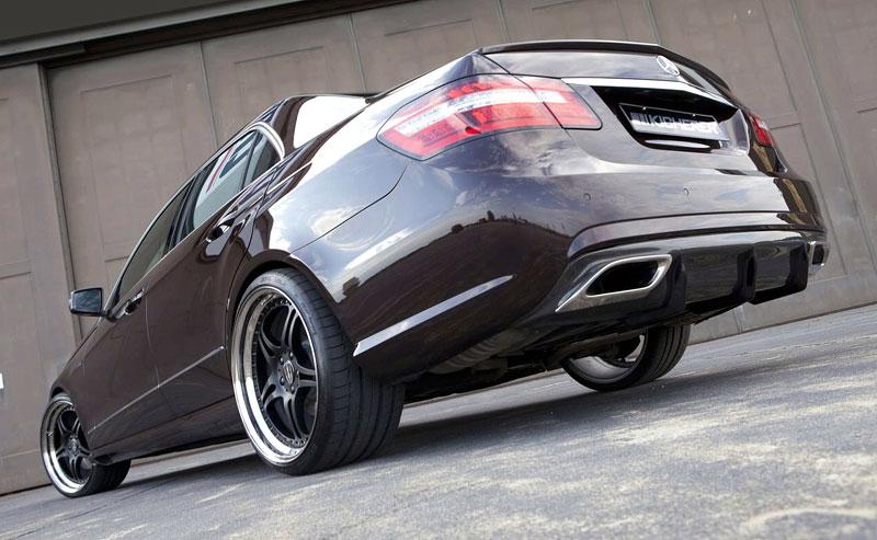 Mercedes-Benz třídy E: elegance a sport by Kicherer: - fotka 9