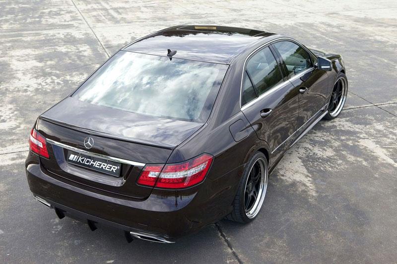 Mercedes-Benz třídy E: elegance a sport by Kicherer: - fotka 10