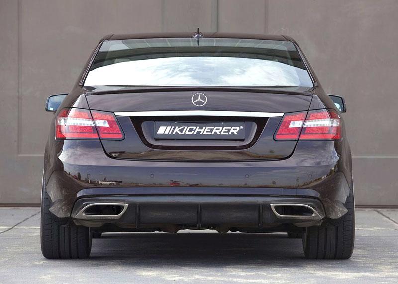 Mercedes-Benz třídy E: elegance a sport by Kicherer: - fotka 11