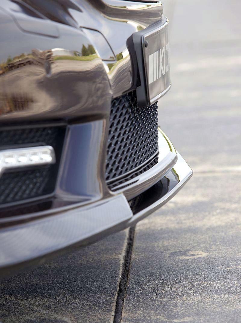 Mercedes-Benz třídy E: elegance a sport by Kicherer: - fotka 13