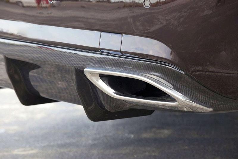 Mercedes-Benz třídy E: elegance a sport by Kicherer: - fotka 14