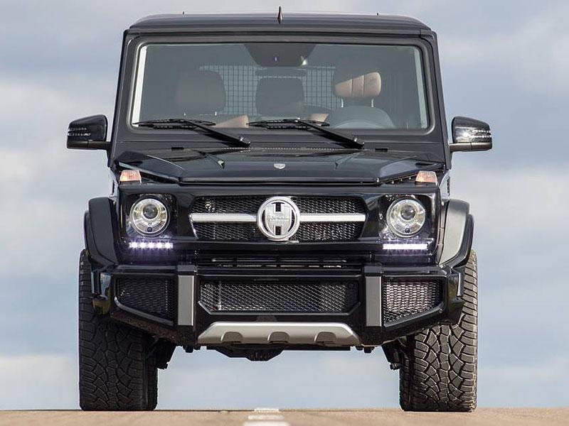 Mercedes-Benz G jako Hofele Design G-Cross: - fotka 1