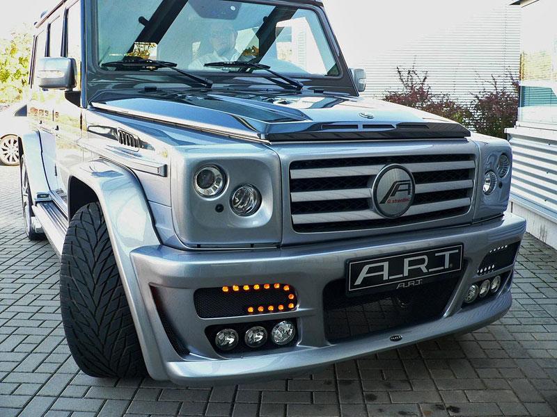 A.R.T. Street Sterling: ochočený Mercedes G: - fotka 11
