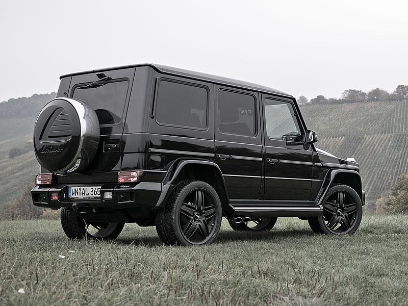 Lorinser zušlechťuje modernizovaný Mercedes-Benz G 500: - fotka 4