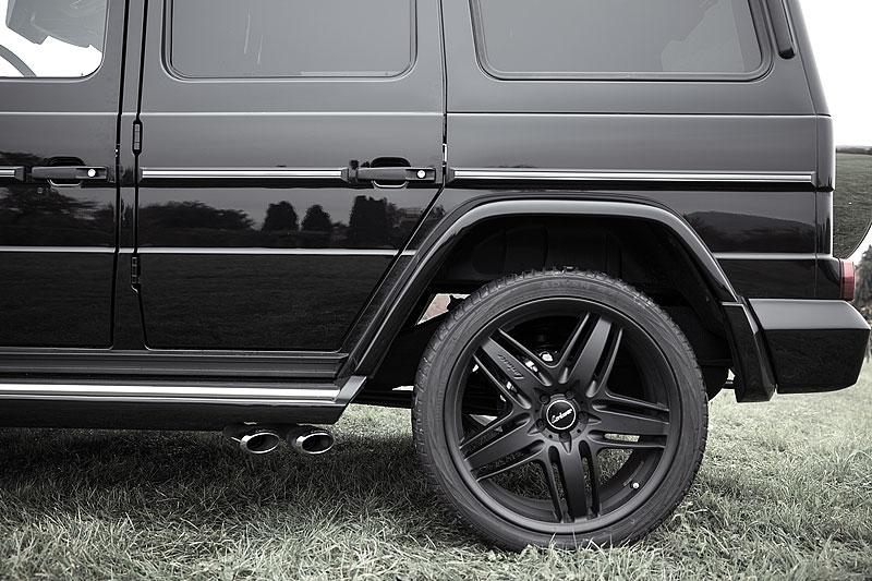 Lorinser zušlechťuje modernizovaný Mercedes-Benz G 500: - fotka 7