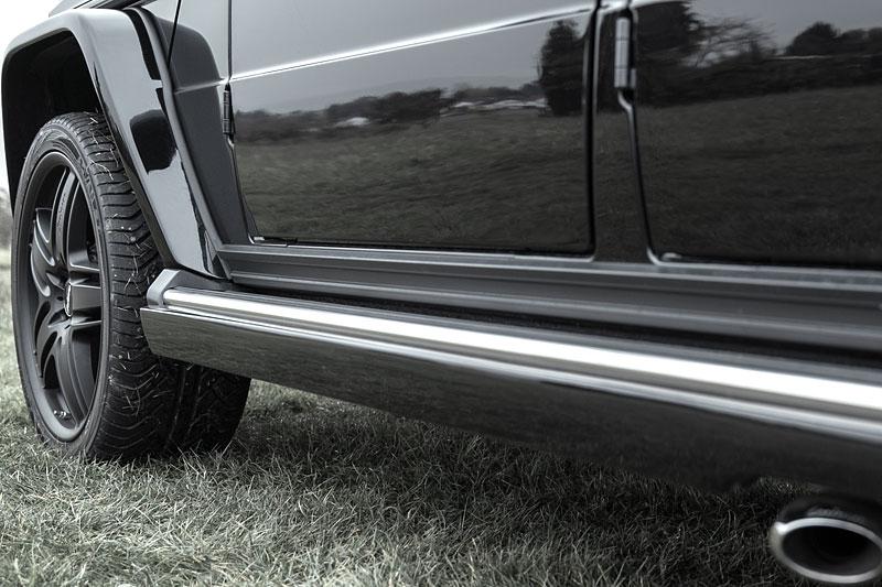 Lorinser zušlechťuje modernizovaný Mercedes-Benz G 500: - fotka 9