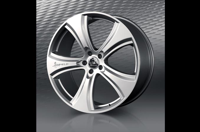 Mercedes-Benz G jako Hofele Design G-Cross: - fotka 12