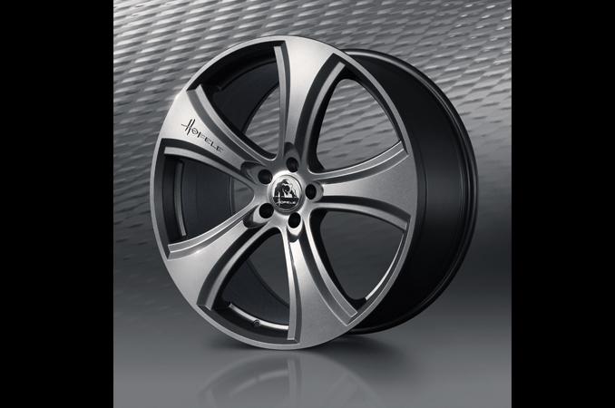 Mercedes-Benz G jako Hofele Design G-Cross: - fotka 13