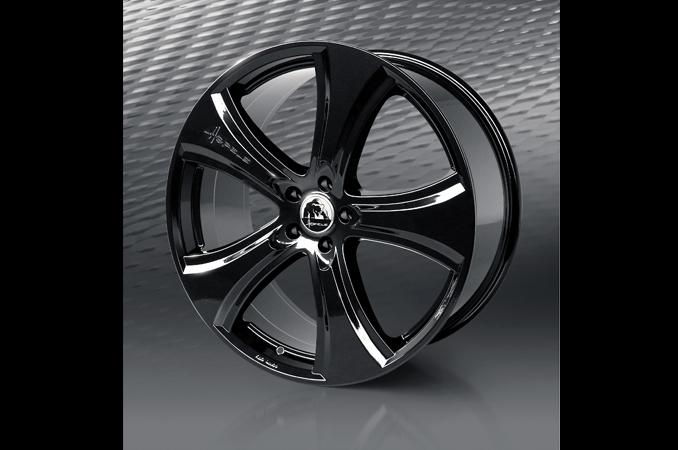 Mercedes-Benz G jako Hofele Design G-Cross: - fotka 14