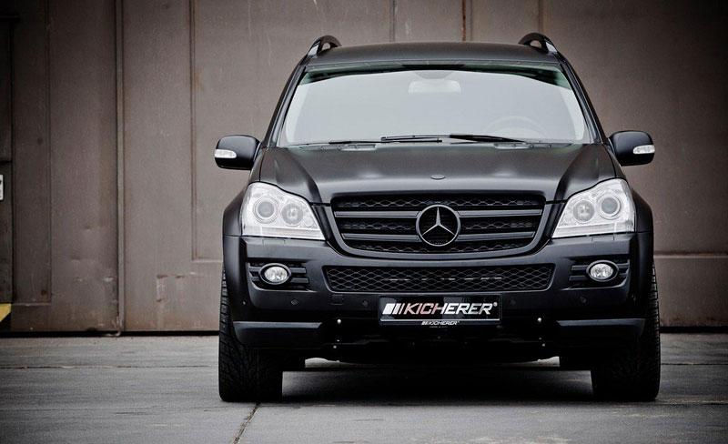 Mercedes GL 420 CDI by Kircherer: 900 Nm v akci!: - fotka 1