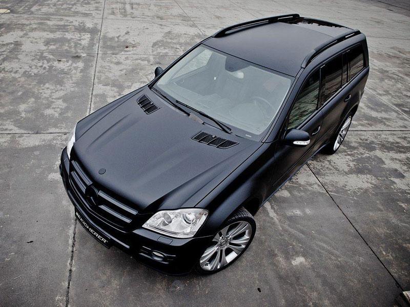 Mercedes GL 420 CDI by Kircherer: 900 Nm v akci!: - fotka 2