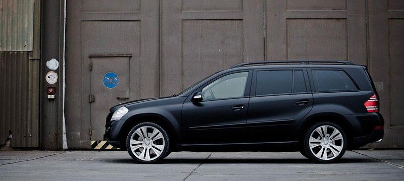Mercedes GL 420 CDI by Kircherer: 900 Nm v akci!: - fotka 4