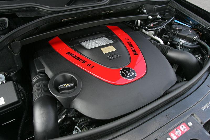 Mercedes-Benz GL: Brabus upravuje faceliftované SUV: - fotka 7