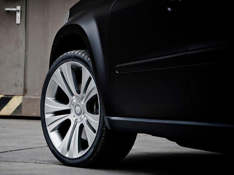 Mercedes GL 420 CDI by Kircherer: 900 Nm v akci!: - fotka 8