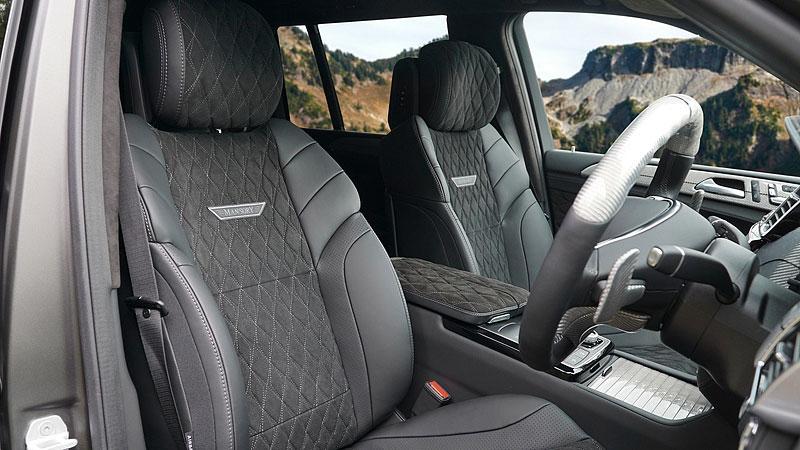 Mercedes-AMG GLS 63 od Mansory má 840 koní a jede skoro tři sta: - fotka 2