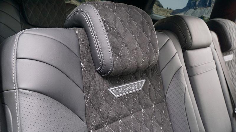 Mercedes-AMG GLS 63 od Mansory má 840 koní a jede skoro tři sta: - fotka 3