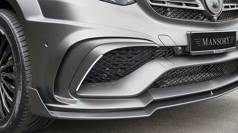 Mercedes-AMG GLS 63 od Mansory má 840 koní a jede skoro tři sta: - fotka 6