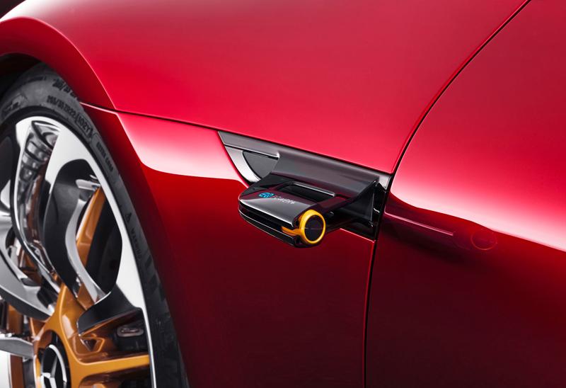 Mercedes-AMG GT Concept: Dárek k padesátinám: - fotka 15