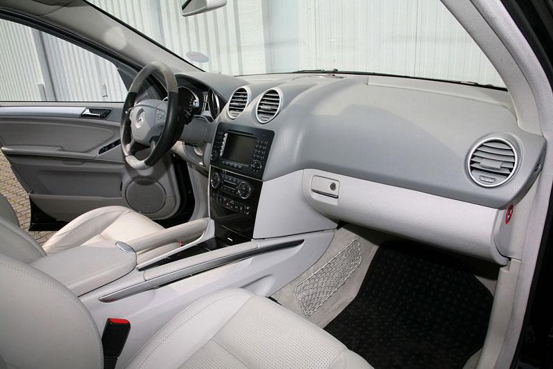 Mercedes-Benz ML 63 AMG: Väth nabízí výrazně vyšší výkon: - fotka 1