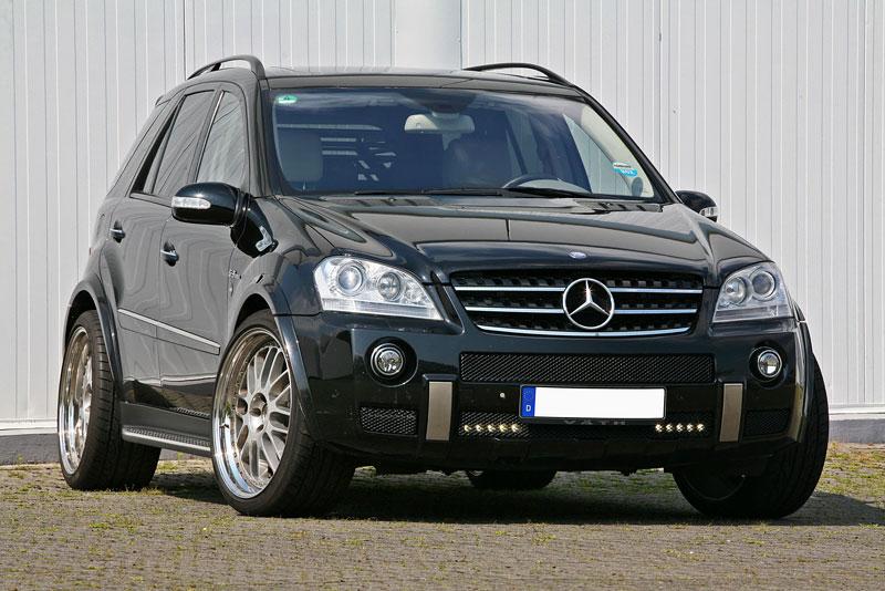 Mercedes-Benz ML 63 AMG: Väth nabízí výrazně vyšší výkon: - fotka 3