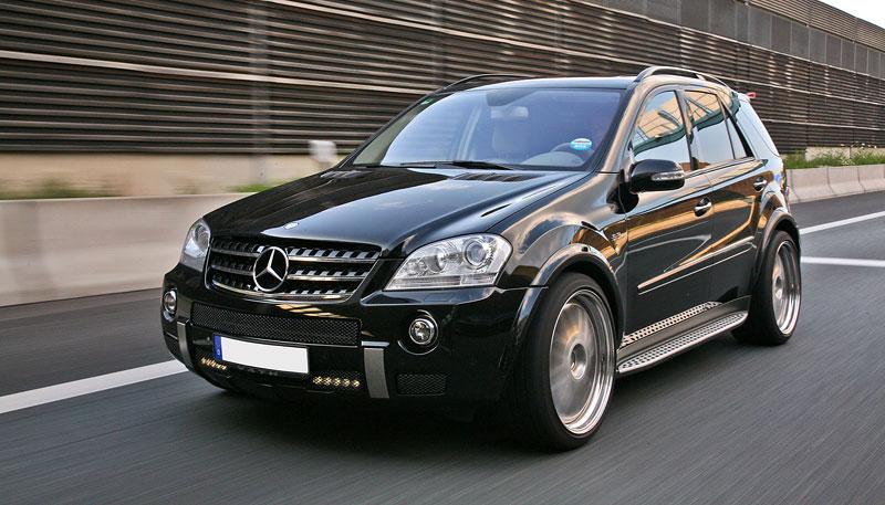 Mercedes-Benz ML 63 AMG: Väth nabízí výrazně vyšší výkon: - fotka 4