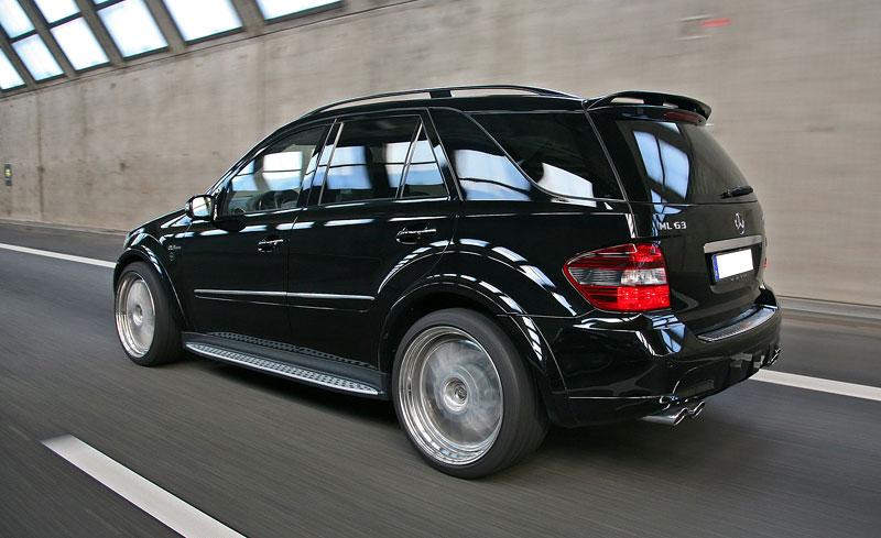 Mercedes-Benz ML 63 AMG: Väth nabízí výrazně vyšší výkon: - fotka 8