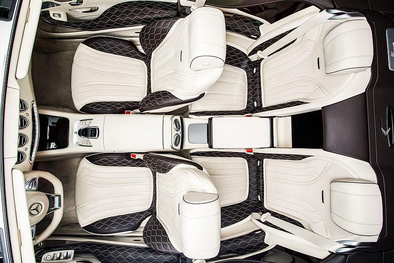 Mercedes-AMG S 63 Cabriolet po návštěvě u Vilner Design: - fotka 6
