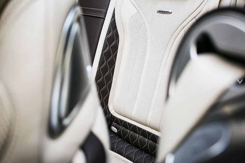 Mercedes-AMG S 63 Cabriolet po návštěvě u Vilner Design: - fotka 10