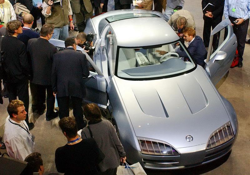 Ford prodává koncepty: je libo solitér?: - fotka 134