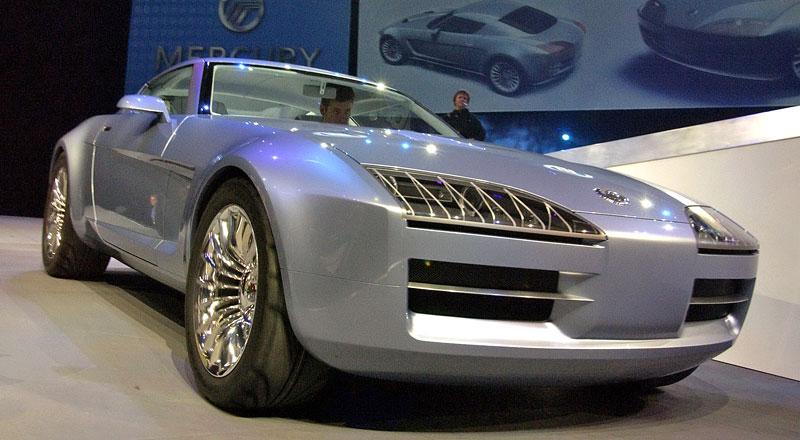 Ford prodává koncepty: je libo solitér?: - fotka 138