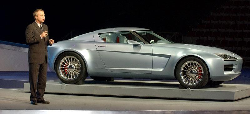 Ford prodává koncepty: je libo solitér?: - fotka 140