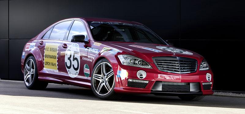 AMG má nový motor V8 5.5 Biturbo: - fotka 3