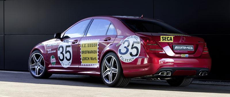 AMG má nový motor V8 5.5 Biturbo: - fotka 5
