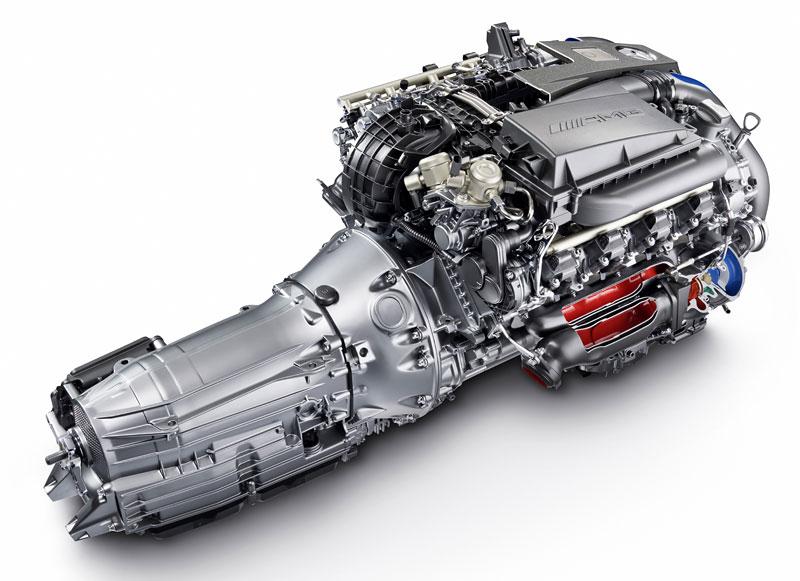 AMG má nový motor V8 5.5 Biturbo: - fotka 17