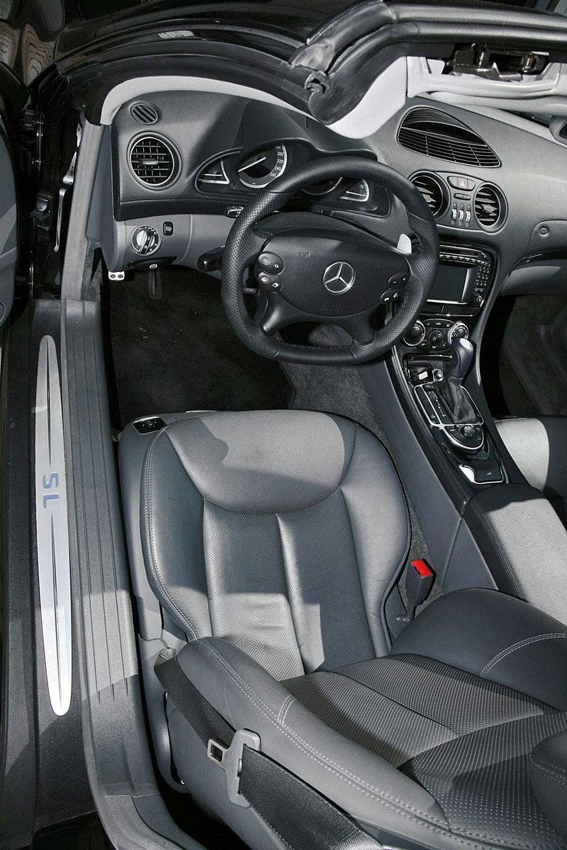 Mercedes-Benz SL 500: design AMG od INDEN-Design: - fotka 1