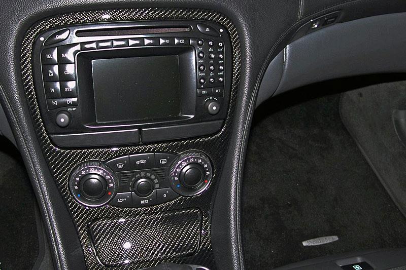 Mercedes-Benz SL 500: design AMG od INDEN-Design: - fotka 2