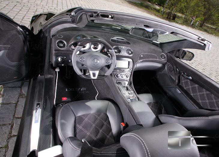 TC 65 EXESOR Biturbo: 700 koní a vzhled SL 65 AMG Black Series: - fotka 2