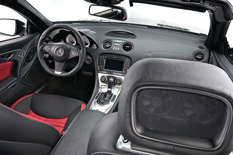 Mercedes-Benz SL 63 AMG Shadow Line: další kreace od Vilnera: - fotka 5