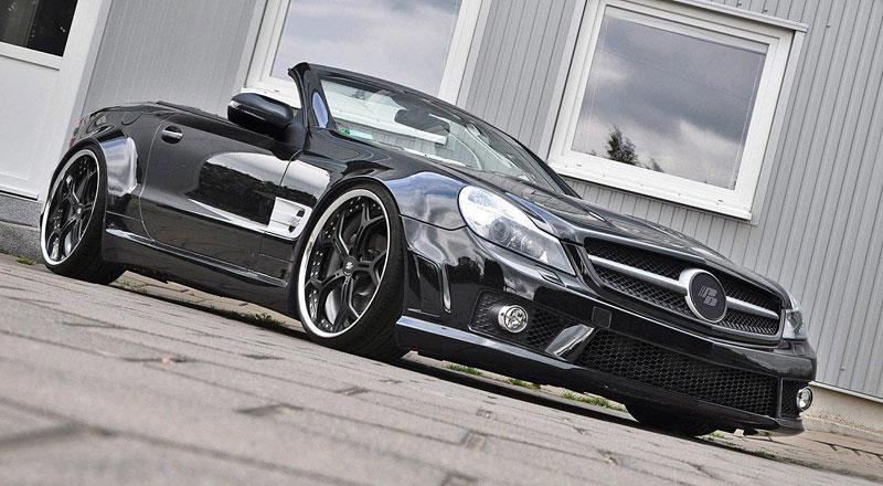 Mercedes-Benz SL: PD-SERIES od Prior Design: - fotka 3