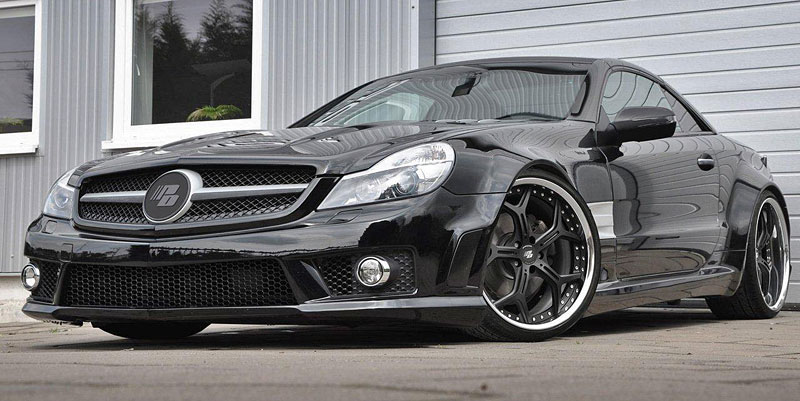 Mercedes-Benz SL: PD-SERIES od Prior Design: - fotka 4